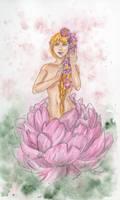 FloralFeb - Peony by ArunaWolf