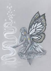 Butterflies by ArunaWolf