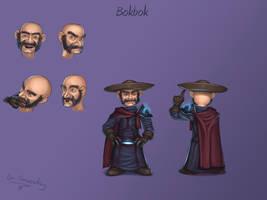 Bokbok by DrGraevling