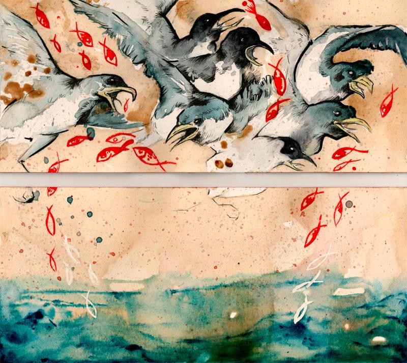 Song of the Sea O Ka Fee by RubisFirenos