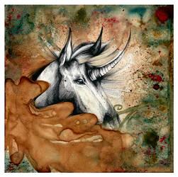 Hidden Unicorn O Ka Fee by RubisFirenos