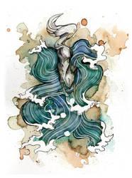 Waves O Ka Fee by RubisFirenos