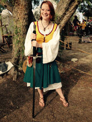 Renaissance Faire Costume - Sewing Project by madizzlee