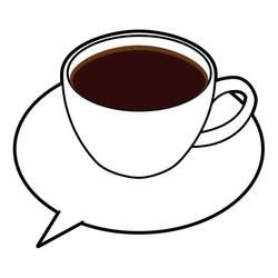 Bulles de cafe by lebedevore