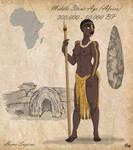 Stone Age 101 - Africa by Pelycosaur24