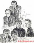 The Jack Webb Series by sgatlantisfan11