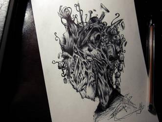 Depression by Krains