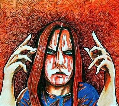 1 Joey Jordison On Slipknot Fans Deviantart