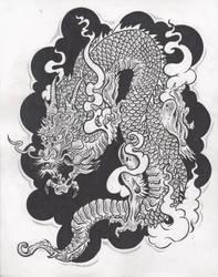 Dragon by jaimie13