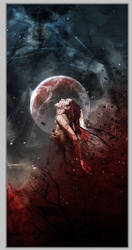 Rise of the Blood Queen Full Panoramic by josephcorsentino