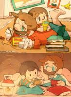 Nintendo's children. by Uroad7 by Uroad7