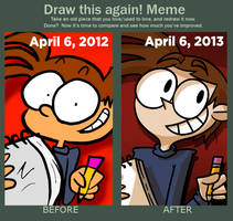 Draw this again by LuchoVolke