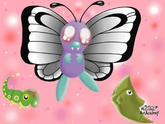 The True Beauty of Pokemon Evolution by Aizenfree