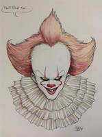 Pennywise by CurseReaper