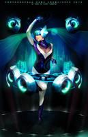 DJ Sona by RainbowMissy