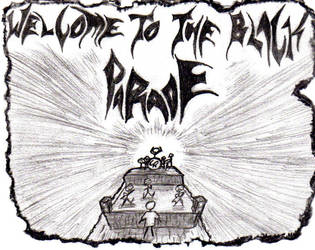 Welcome to the Black Parade by Pink12