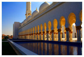 The Grand Mosque by keansirt