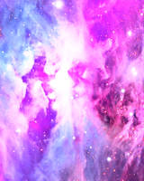Galaxy by Moonglowlilly