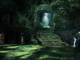 Underground Bg Stock 8 by Moonglowlilly