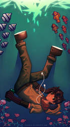 Submerge by Tanukid