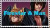 Firestar and Max stamp by xXFireStarryXx