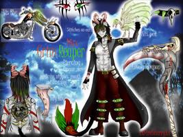 -Grim Reaper- full ref by xXFireStarryXx