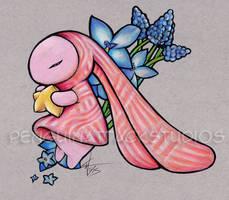 Chobits Bunny by PenguinAttackStudios