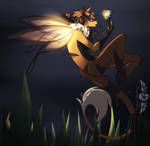 Bee boy by FirePheonyx
