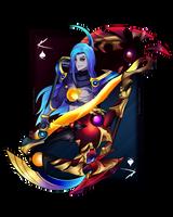 Emperor and Dark Star by FirePheonyx