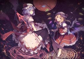 Scarlet Dance by Kanekiru