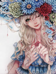 Flowerworks by Kanekiru