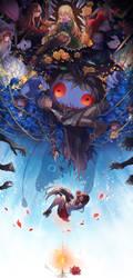 Abyss of the Deep by Kanekiru