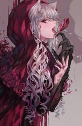 Little Red Riding Wolf by Kanekiru