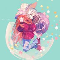 Magic Duo by Kanekiru