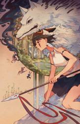 Mononoke by Kanekiru