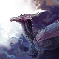dragon by Ru13