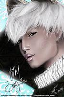 Seductive Kitty JongJong by The-Rmickey
