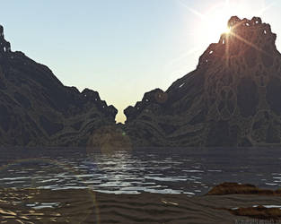 Folding Shore 2 by milleniumsentry