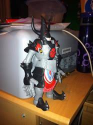 General X'Noo Dark Dragon Armour by MegaCameron