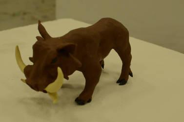 Warthog by MegaCameron
