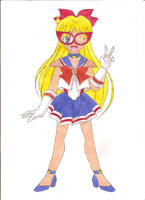 Sailor Moon Redesign Contest by animequeen20012003