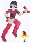 Art Jam: Sexy Aerobics by animequeen20012003
