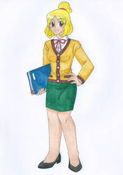 Isabelle by animequeen20012003