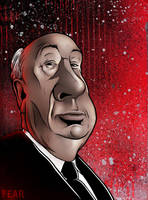 Alfred Hitchcock Presents by dhil36