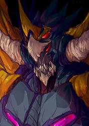 Onyx Prime by Mecha-Vision