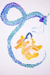 Dragons Pearl by Sunnyjones