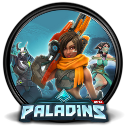 Paladins Game Icon [512x512] by M-1618