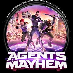 Agents Of Mayhem Game Icon [512x512] by M-1618