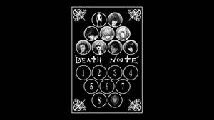 Death Note - Count to 8 by kendravixie