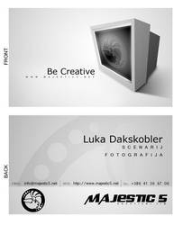 M5 Business Card by tilq